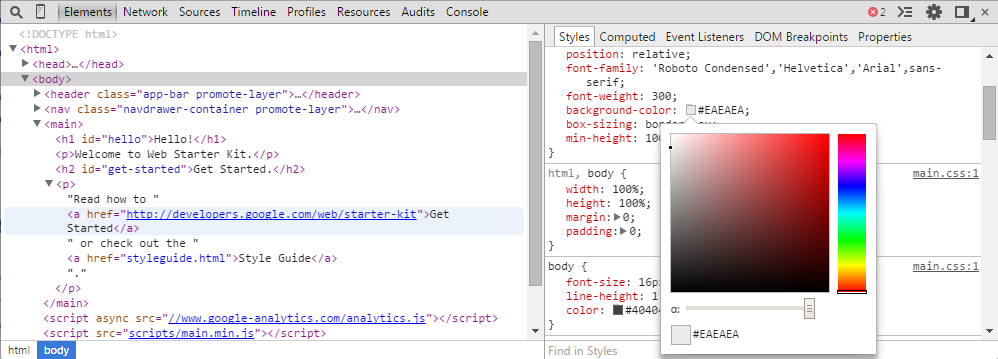 Chrome Developer Tool - 9 Ferramentas de Produtividade Gratuitas que Todo Desenvolvedor Web Deveria Usar