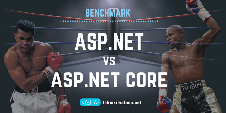 Benchmark: ASP.NET 4.8 vs ASP.NET CORE 3.0