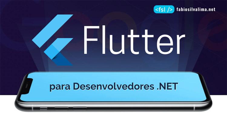 Flutter para Desenvolvedores .NET